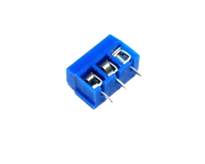 Terminal block de 3 pines 5mm 301-3P